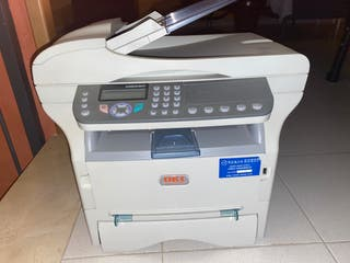 Impresora OKI MB280 (fax,telefono,impresora)