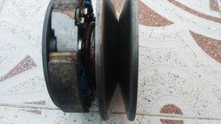rotor kundo nuevo c cilindro escape masa embrages