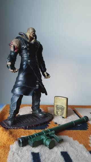 Figura Nemesis Palisades Resident Evil 3