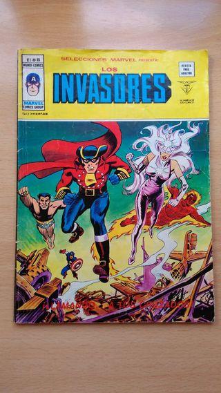 Selecciones Marvel presenta: Los Invasores n.15