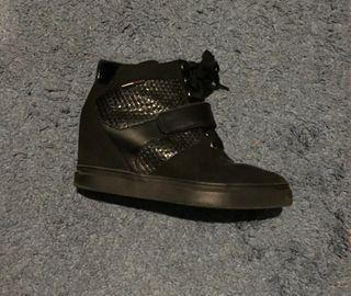 Zapatillas de cuña Tommy Hilfiger