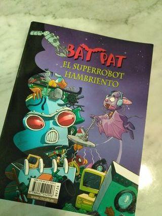 "Libro doble ""BAT PAT"""