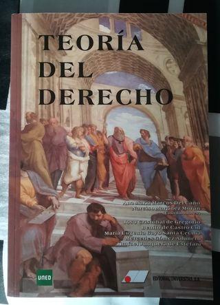 Libro Teoría del Derecho
