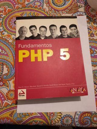 Libro Fundamentos PHP 5