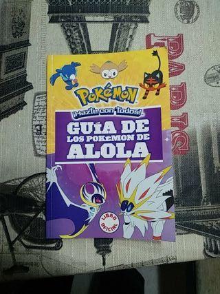Guia de los Pokémon de Alola