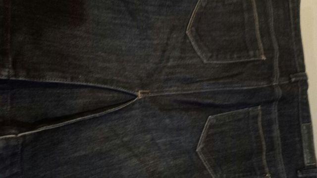 falda vaquera zara