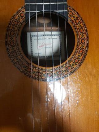 guitarra flamenca mayoral
