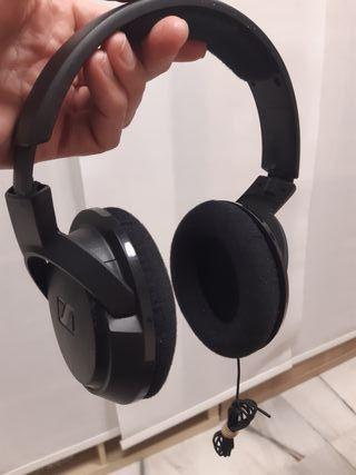auriculares senheisser HD 419