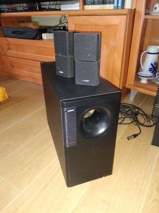 Bose Acoustimass 5 Serie III Negro