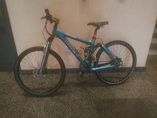 vendo bicicleta de descenso trek fuel ex5