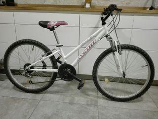 """Bici 24"""" Avigo Stylin para niña"""