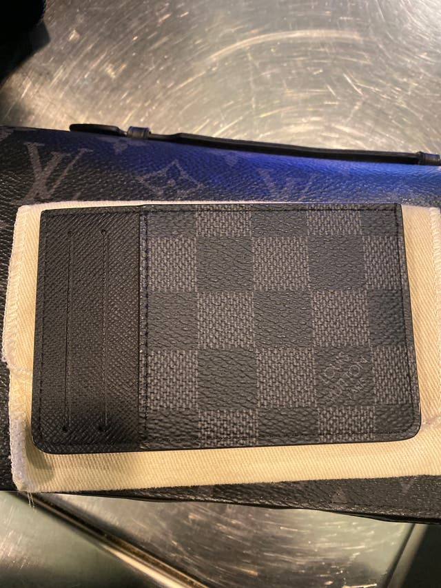 Louis Vuitton tarjetero original