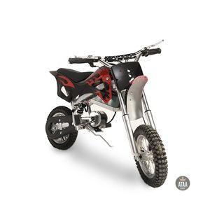 moto cross bateria en caja sin estrenar