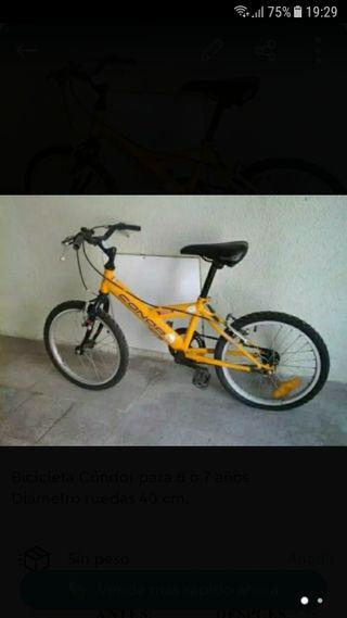 Bicicleta Cóndor