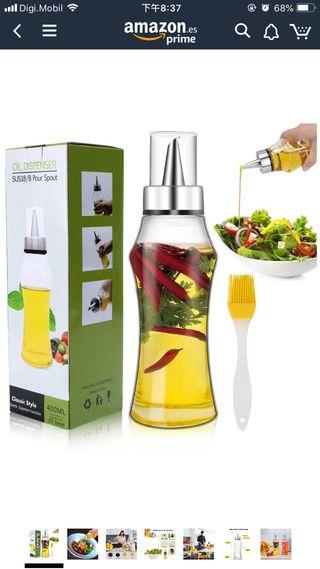 vinagrera botella