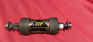 caja de pedalier titanio TTP