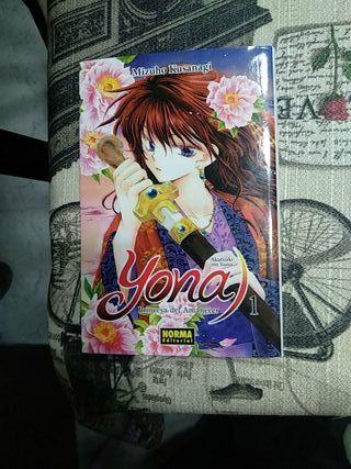 Yona) Princesa del amanecer Volumen 1