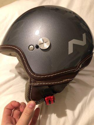 Nexx helmet - grey