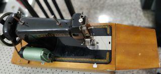 maquina de coser wertheim