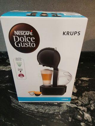 Cafetera Krups Lumio