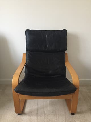 Arms chairs and footstool