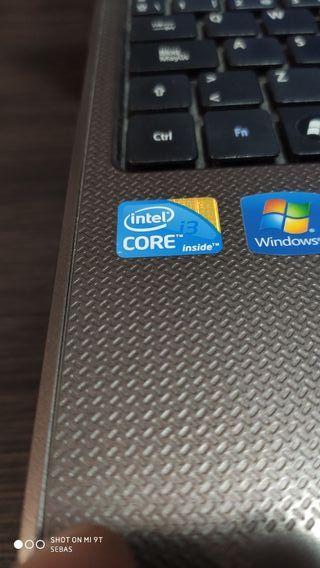 Portátil Acer 5742g