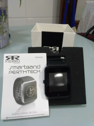 SmartBand Perthtech Fierro