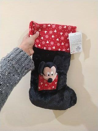 calcetin navidad Mickey Primark