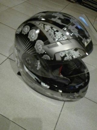 casco moto junior LS2