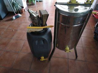 Material de apicultura