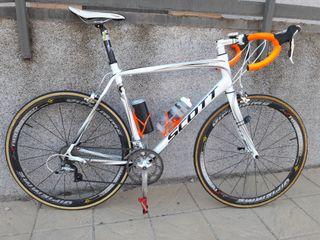 bici carretera scott s20 XL