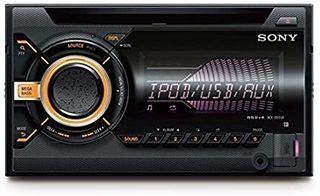 Sony WX900BT - Reproductor de CD/MP3 para Coche