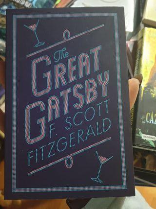 libro gran gatsby en inglés