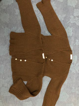 Talla 6. Rebeca toreritas chocolate