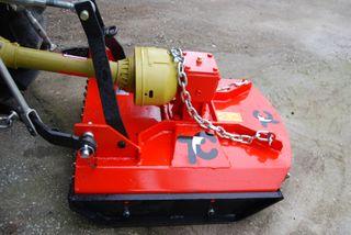 Desbrozadora mini tractor