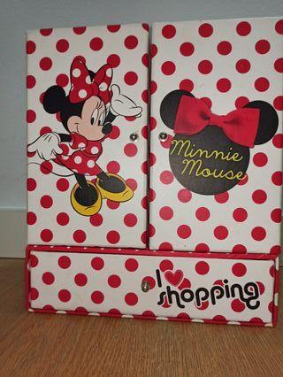Joyero infantil Minnie de Disney