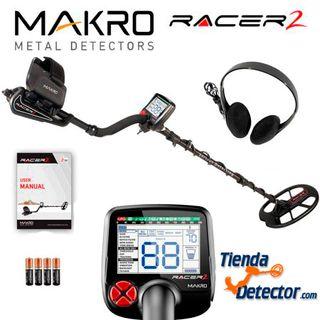 Detector de Metales Makro Racer 2