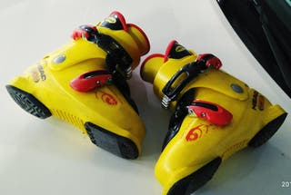 botas de esquí head 29-32