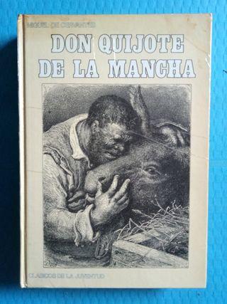 DON QUIJOTE DE LA MANCHA, EDIVAL 1979