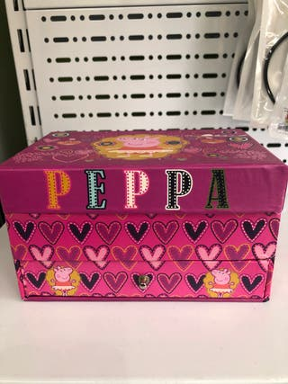 Joyero de Peppa Pig
