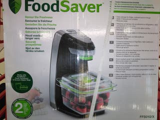 Food Saver ffs010/x NUEVO