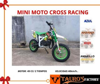 MINIMOTO CROSS RACING