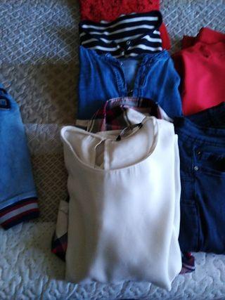 lote ropa de chica