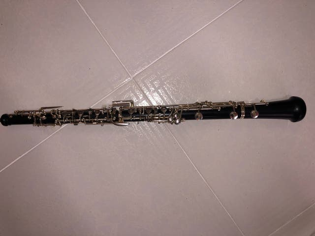 Oboe hautbois