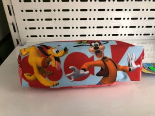 Estuche portatodo Mickey y sus amigos