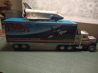 CAMION GOZAN NASA EL GRANDE AÑOS 80