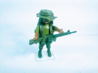 Playmobil custom soldados Vietnam