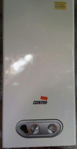 calentador Cointra Supreme 11l butano