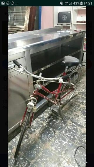 Bicicleta de paseo GAC antigua