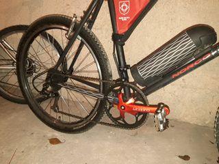 bicicleta eléctrica talla L